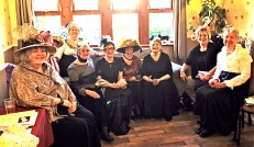 Old Time Music at Aden Court February 2015